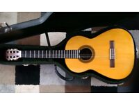 Classical Guitar. Neil Phillips 2008. Retopped.