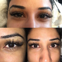 BOOK APPT FOR THIS WEEK NOW! Just $60 classic eyelash extensions