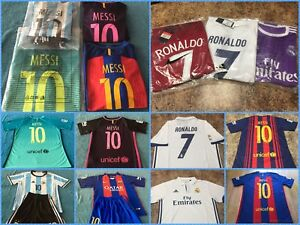 Soccer jerseys - Kids and Adults
