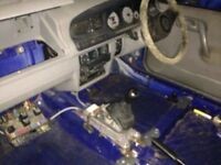 VW CADDY MK 2 1.8 TURBO PROJECT