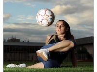 Expireneced Women Football Players wanted