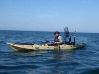 RTM Sea fishing Kayak