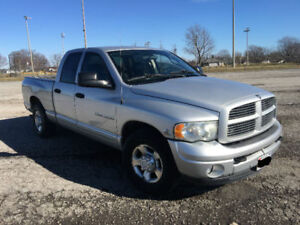 2004 Dodge Power Ram 2500 Pickup Truck Diesel Cummins 5.9L