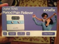 Period Pain Reliever. (NEW and Boxed)