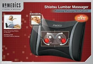 Homedics Shiatsu Lumbar Massager