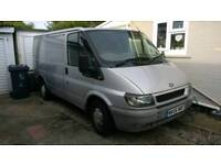 Ford transit 2006 Very Reliable 8 months MOT