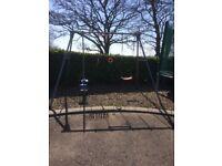 Kids TP swing set