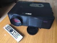Home theatre with remote