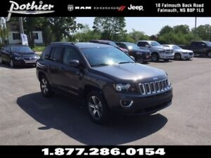 2017 Jeep Compass Sport 4x4 | LEATHER | REAR CAMERA | SUNROOF |