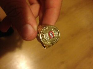 Bague de hockey nhl stanley cup champion ring