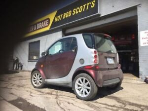 Smart Car Exhaust Repairs and Custom Exhaust
