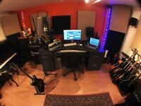 Soundproof Recording Studio/Writing Space in Battersea (6pm Friday to 10am Monday) 24-7 access