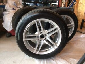 Snow Tires and Wheels