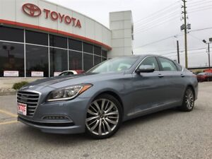 2015 Hyundai Genesis 5.0 ULTIMATE. 8 SPEED, HEATED/COOLED FRONT