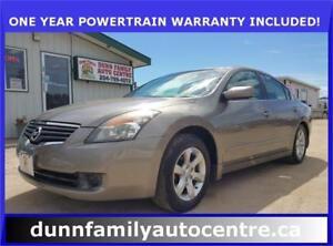 2007 Nissan Altima 2.5 S  *CARPROOF CLEAN!*