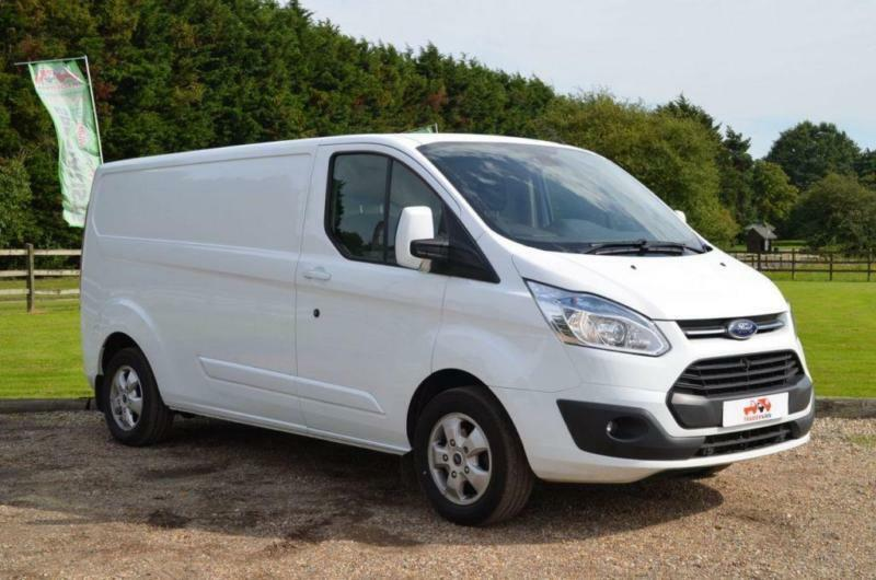 93e8946678 2016 16 FORD TRANSIT CUSTOM 2.2 TDCI 125PS L2 H1 LONG WHEEL BASE PV DIESEL