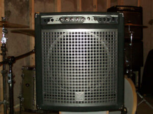 Looking to trade my Yorkville XM 200 Bass Master amp for a Bass