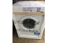 1 week old new in box Indesit Washing Machine 7kg A+ class 1200 rpm