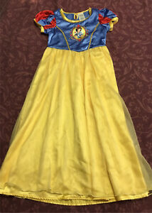Snow White Princess Gown and Accessories