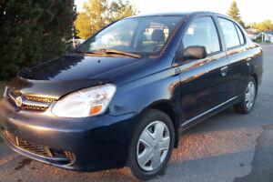 Toyota Echo, Manuelle, ( On Paye les TAXES ) et GARANTIE 1 AN!