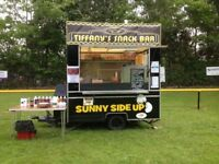 Catering trailer 10ft x8ft
