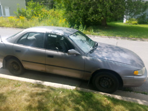 96 Toyota Camry DX FOR PARTS