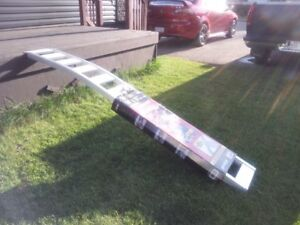 Aluminum Loading Ramp for Motorcycles...