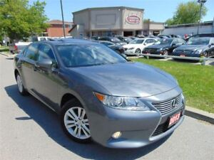 2013 Lexus ES 350 LEATHER-SUNROOF-ONE OWNER