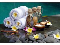 ***Thai and aromatherapy massage***
