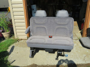 Easy out roller seats for Dodge Caravan