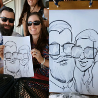 Event Caricature Artist!