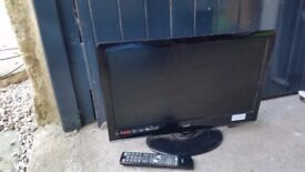 tv 22 inch with dvd player