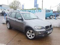 BMW X5 3.0 XDRIVE30D SE 5d AUTO 232 BHP A LOW PRICE 5DR F (grey) 2009