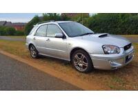Subaru Impreza WRX Wagon 2003