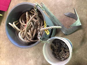 Bruce Anchor & Tackle