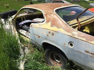 71 duster and other projects
