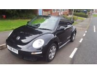 VW Beetle Convertible 2008 76,000 miles, VERY good condition