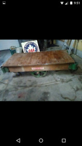 Industrial Cart (coffee table)