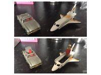 James Bond Collectible Car & Plane