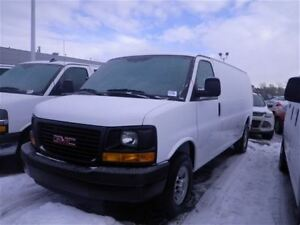 2016 GMC Savana 2500 Work Van | EXT W/B | V8 | RWD