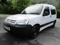 Citroen Berlingo LX 600 D Enterprise DIESEL MANUAL 2005/05