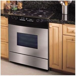 Dacor Preference 30 dual fuel range Gas cook-top and Electrical