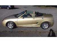 MGF TF 1800 auto ONLY 43K!