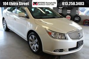 2012 Buick LaCrosse Ultra Luxury Group