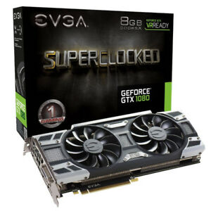 ★★★ EVGA GeForce GTX 1080 SC GAMING ACX 3.0 ★★★