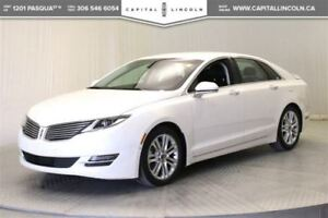 2015 Lincoln MKZ FWD *Navigation-Heated Seats-Back Up Camera*