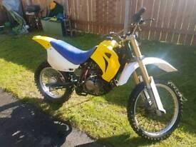 125cc 4stroke dirt bike