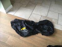 Power caddy waterproof bag cover