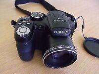 •Fujifilm Finepix S1730 Digital Camera