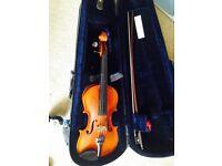 1/4 Size Romanian Violin